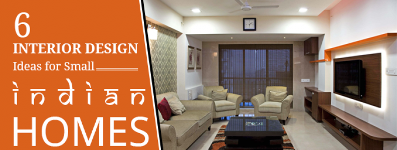 6 Interior Design Ideas For Small Indian Homes Sudhirpawar